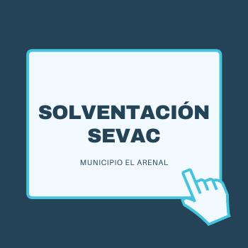 SOLVENTACIÓN SEVAC