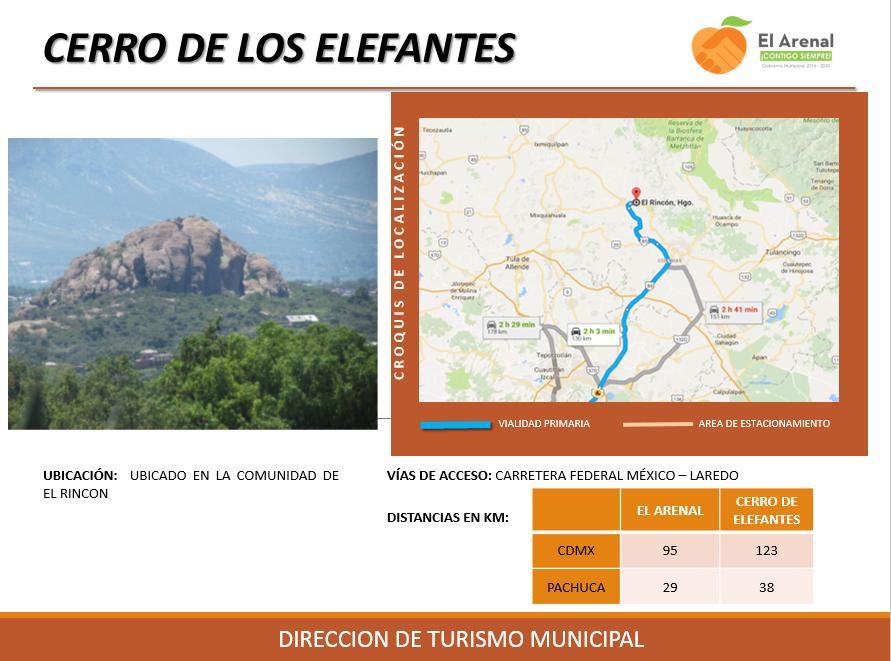 Cerro de los Elefantes