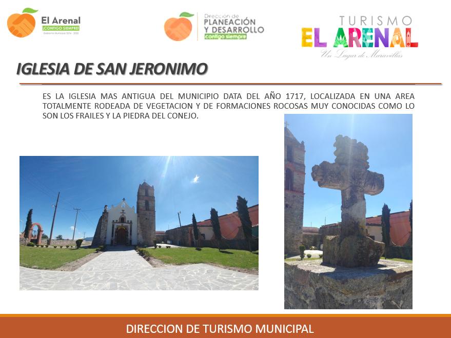 Iglesia de San Jeronimo